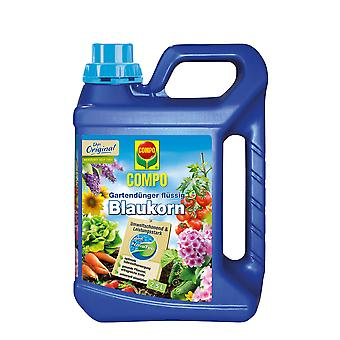 COMPO garden fertilizer bluegrain® NovaTec® liquid, 2.5 liters