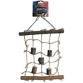 チロル登る壁グッズ アキホ スポーツ (鳥、おもちゃ)