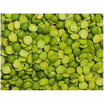 Organic Green Split Peas-( 24lb )