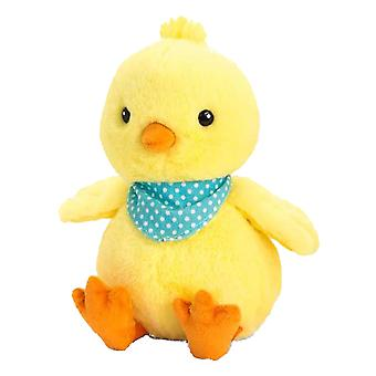 Keel Toys Easter Chick With Bandanna Plush Toy