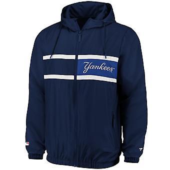 Iconic Lightweight Windbreaker Zip Jacket - New York Yankees