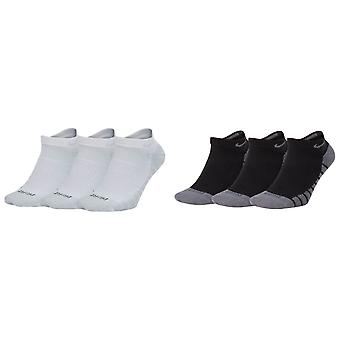 Nike Unisex Socks (Pack Of 3 Pairs)