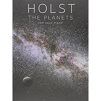 Holst - The Planets - 9781783058792 Book