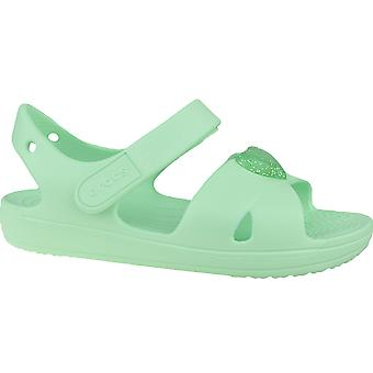 Crocs Classic Cross-Strap Sandaal K 206245-3TI Kids outdoor sandalen