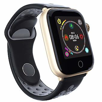 Z7 smartwatch-Gold and grey