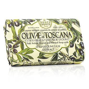 Sabão natural com extrato de folha de oliva italiana olivae di toscana 193454 150g/3.5oz