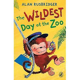 O Dia Mais Selvagem do Zoológico