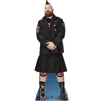 Sheamus Official WWE Lifesize Cardboard Cutout / Standee / Standup