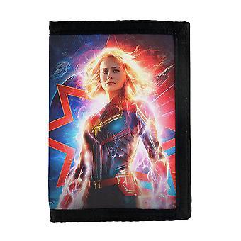 Captain Marvel Portemonnee
