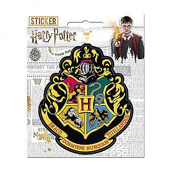 Harry Potter Hogwarts Wappen Aufkleber