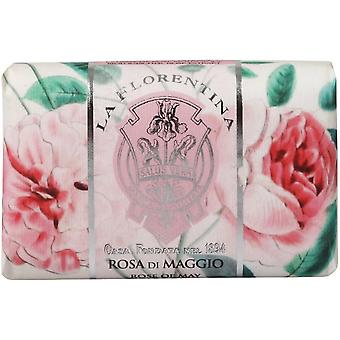 La Florentina Rose of May Bar soap 200 g