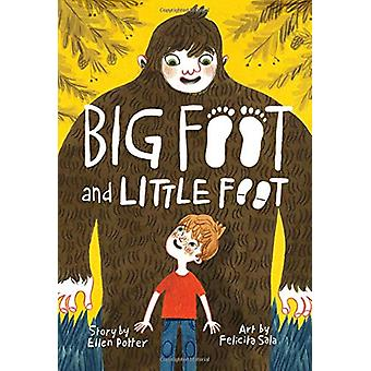 Big Foot and Little Foot (Book #1) by Ellen Potter - 9781419731211 Bo