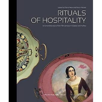 Rituals of Hospitality - Ornamented Trays of the 19th Century in Greec