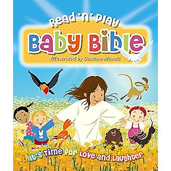 Read 'n' Play Baby Bible by Guy David Stancliff - 9788772030111 Book