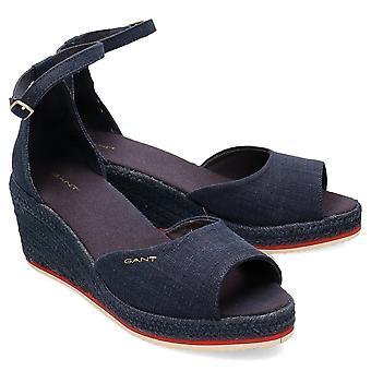 Gant Wedgeville 20569392G69 universal toute l'année chaussures pour femmes