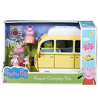Peppa Pig Peppa es Camping Trip Playset