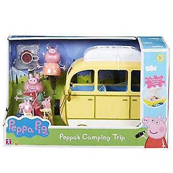 Peppa Pig peppa ' s camping resa Playset