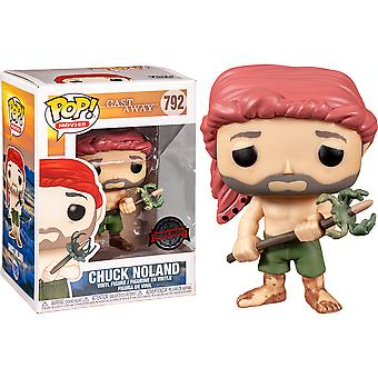Cast Away Chuck with Spear & Crab US Excl Pop! Vinyl