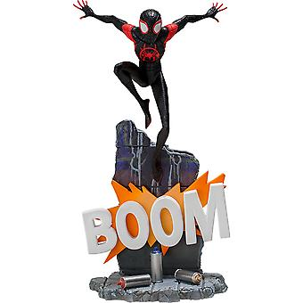 Spiderman Into SpiderVerse Miles Morales BDS 1:10 Scale St