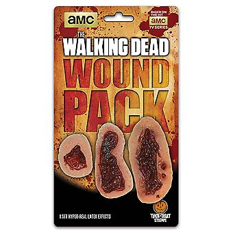 The Walking Dead Wound Assortment Pack