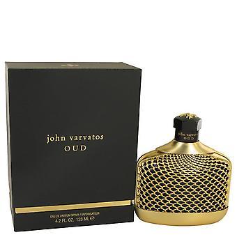 John Varvatos Oud Eau De Parfum Spray By John Varvatos 4.2 oz Eau De Parfum Spray