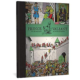 Prince Valiant Vol. 19 - 1973 - 1974 by Hal Foster - 9781683962021 Book