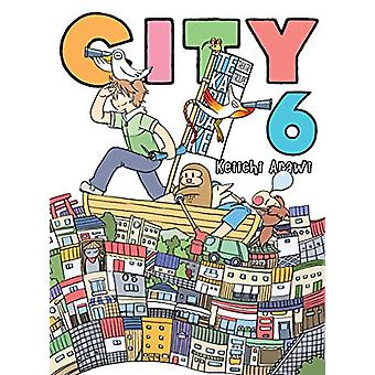 City 6 by Keiichi Arawi - 9781947194984 Book