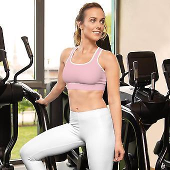 Sport Bra | Helt enkelt Pink #1