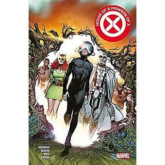 House Of X/powers Of X by Jonathan Hickman - 9781846533884 Book