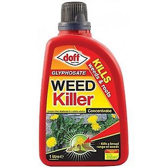 Doff Portland Glyphosate Weedkiller Concentrated Liquid