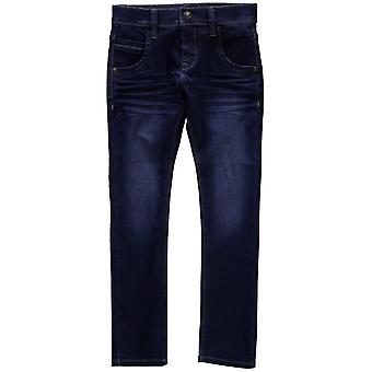 Name-it Jongens Jeansbroek Nittax SLIM/XSL Dark Blue