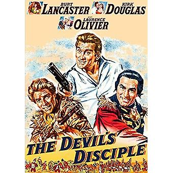 Devil's Disciple [DVD] USA import