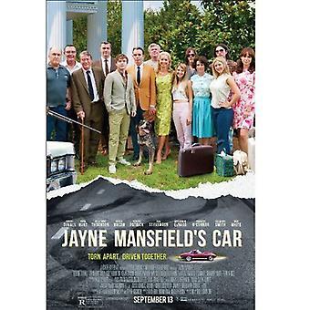 Jayne Mansfield bil [DVD] USA import