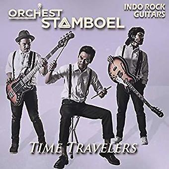 Orchest Stamboel - Time Travelers [CD] Usa import