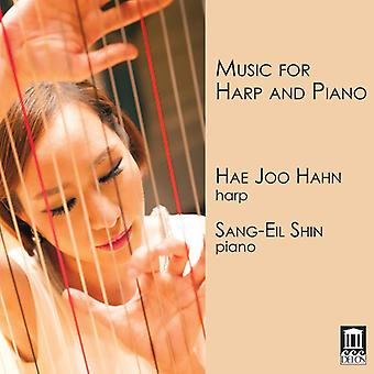Bac*J.S. / Hahn / Shin - Music for Harp & Piano [CD] USA import