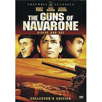 Aseet Navarone [DVD] USA tuoda