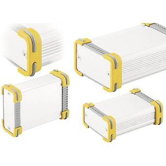 Fischer Elektronik FR 55 25 100 ME pisó la cubierta 114 x 63,6 x 33 aluminio crudo, amarillo 1 PC