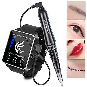 Permanent Makeup Tattoo Machine For Eyebrow ,eyeliner , Lips - Tattoo Guns With
