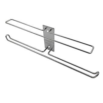 304 Stainless Steel Clothes Hanger (Double layer-L 400)