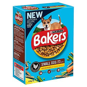 Bakers Small Dog - Chicken & Veg - 1.1kg