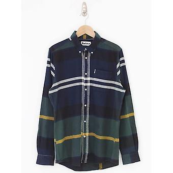 Barbour Tartan 7 Skreddersydd skjorte - Tang