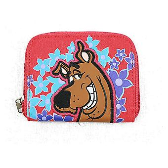 Zip Wallet - Scooby Doo - Red New Gift Toys 62cw04b