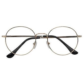 Gafas de Lectura Ringo Mujer Oro Fuerza +2.00