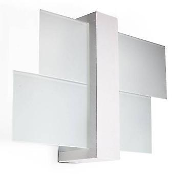 Sollux FENIKS - 1 luz de pared de descarga de luz blanca, E27