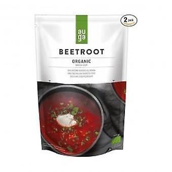 Auga - sopa de remolacha Borsch orgánica 400g