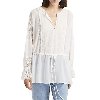 French Connection | Abella Mix Blouse