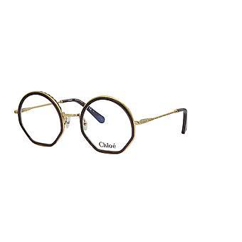 Chloe CE2143 210 Brown Glasses