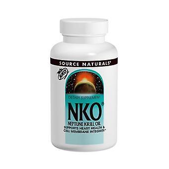 Kilde Naturals Neptun Krillne Oil Softgel, 60 Sg