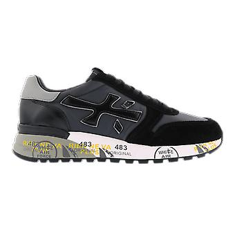 Premiata Mick Black Mick5017 shoe