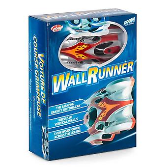 Tobar control remoto Wall Runner Car - Rojo